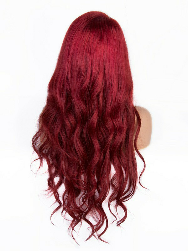 150% Density Mermaid Human Hair Wig W22
