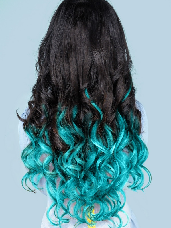 Blue series colorful clip in c029 c029 vpfashion what is your most wanted hair extension pmusecretfo Image collections