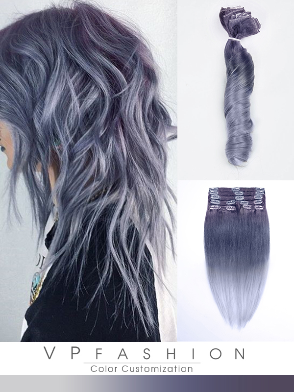 Colorful Hair Extensions Vpfashion Com