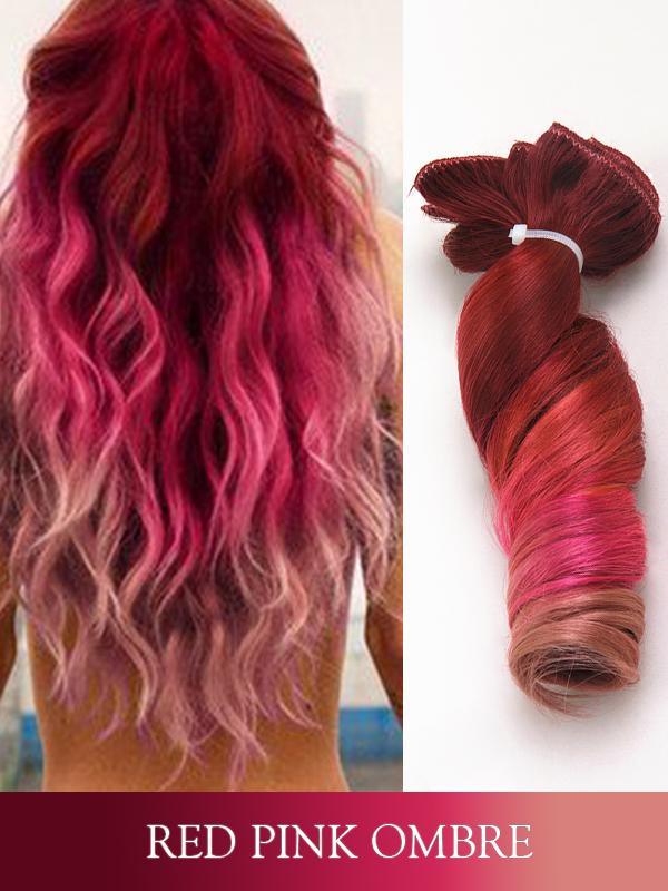 colorful hair extensions vpfashioncom
