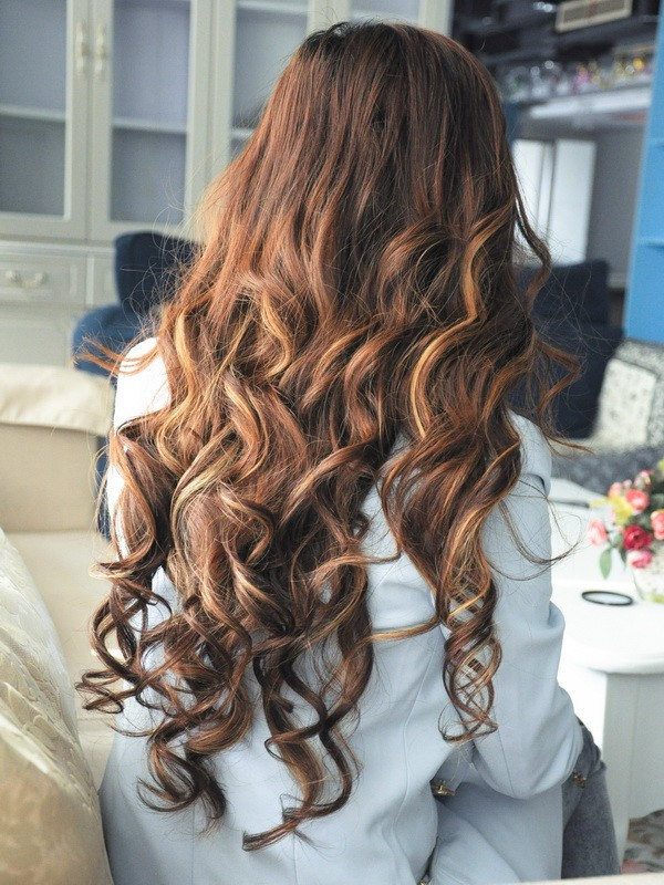 Balayage Clip In Hair Extensions H03b3027a H03b3027a 11900