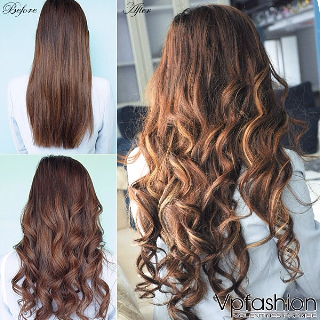 Balayage clip in hair extensions h03b3027a h03b3027a vpfashion balayage clip in hair extensions h03b3027a pmusecretfo Images