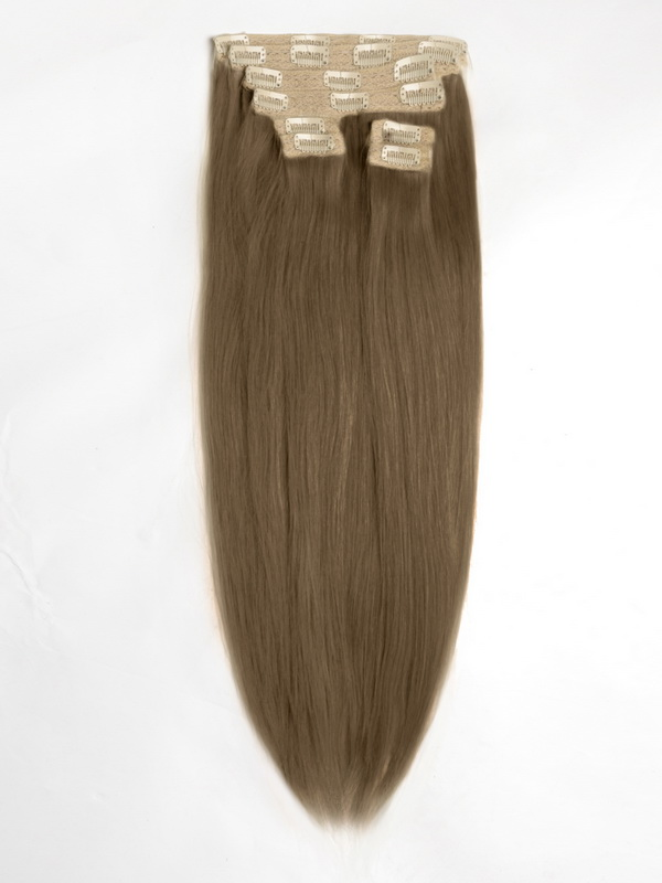 Natural Light Brown Hair Extensions 79