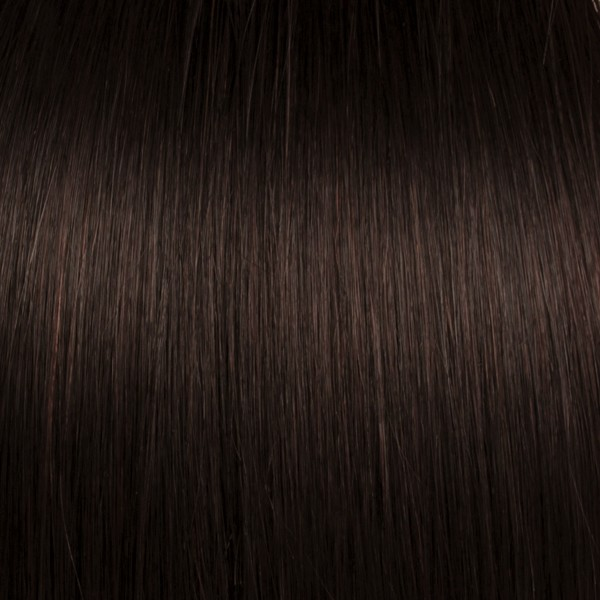 Crushed Garnet Solid Clip In Indian Remy Hair Extensions S300 S300