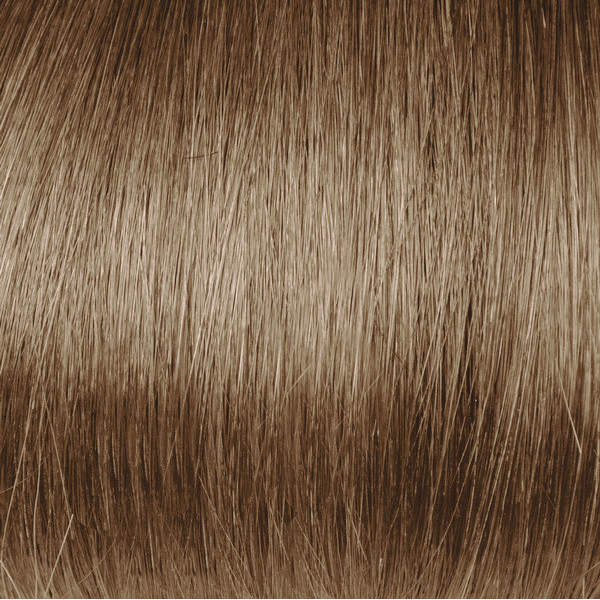 Light Cool Brown indian remy clip in hair extensions S30A