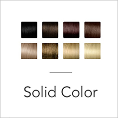 Solid Color Indian Remy Clip In Hair Extensions