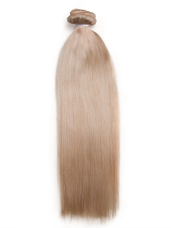 Solid Color Clip In Indian Remy Hair Extensions Solid 8200